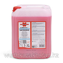 Санитарный красный 10 л. очиститель