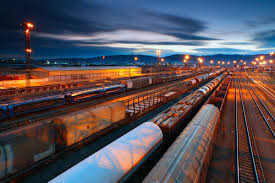 Железнодорожние перевозки