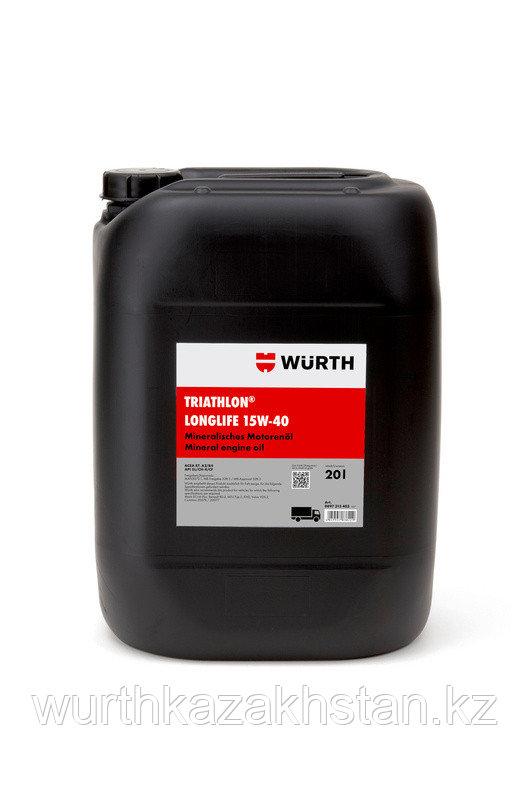 Моторное масло 15W40 208 л. TRIATH LONGL для грузовиков