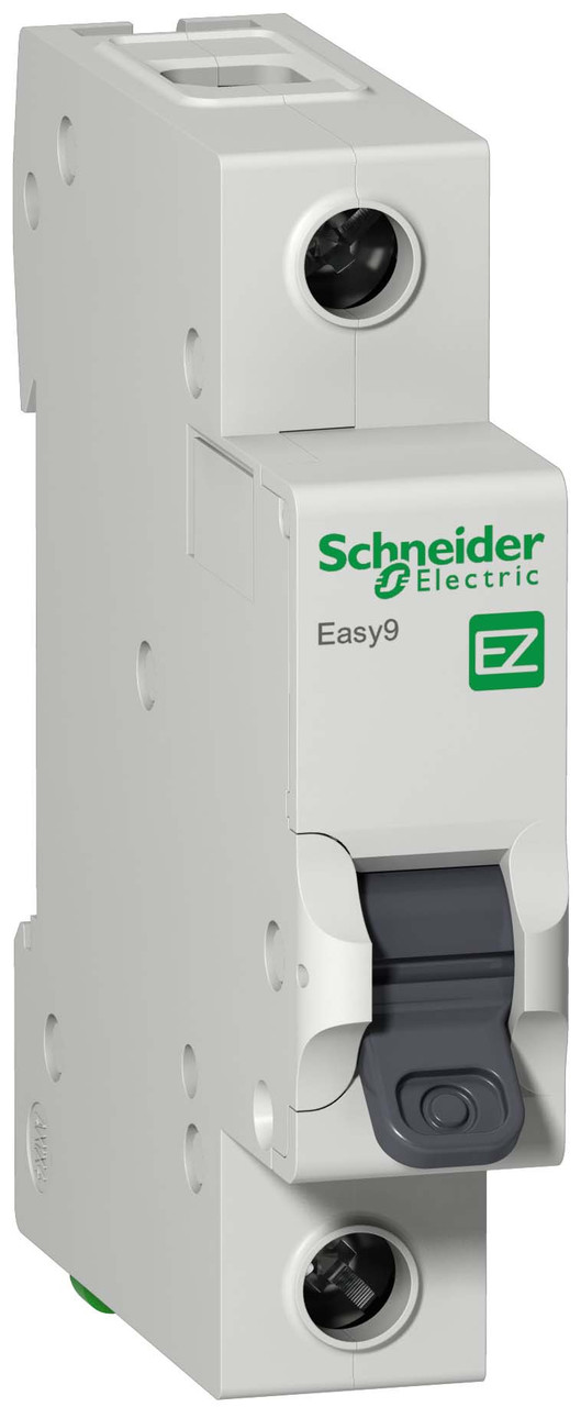Автоматический выключатель EASY 9 1П 40А С 4,5 кА 230 В
