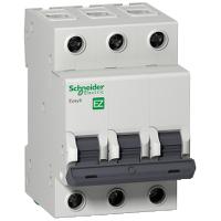 Автоматический выключатель EASY 9 3П 6А С 4,5 кА 400 В