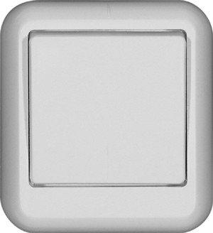 Выключатель ПРИМА ОУ 1кл бел, фото 2