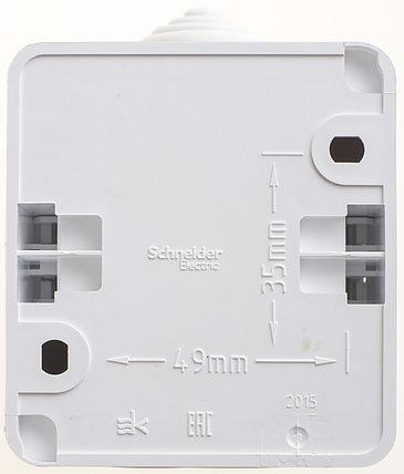 Одноклавишный выключатель IP 44 СХ1, фото 2