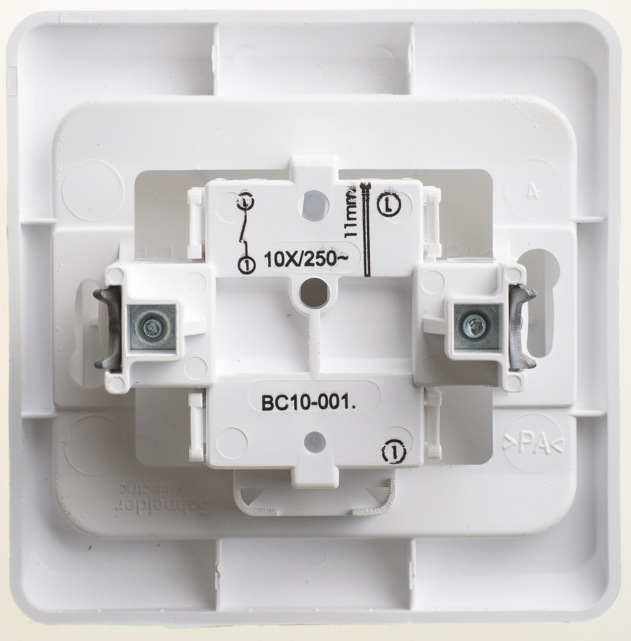 Одноклавишный выключатель СХ1