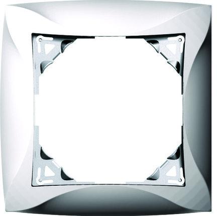 Рамка, 1 место, серебристый, фото 2