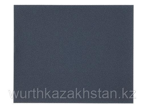 Наждачная бумага карбид кальция зерно 60