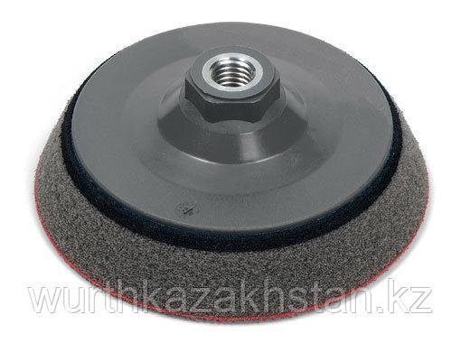 Опорный диск d. 125 мм жесткий М 14