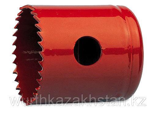 Коронка кольцевая по металлу HSS d.25mm./ 1 inch