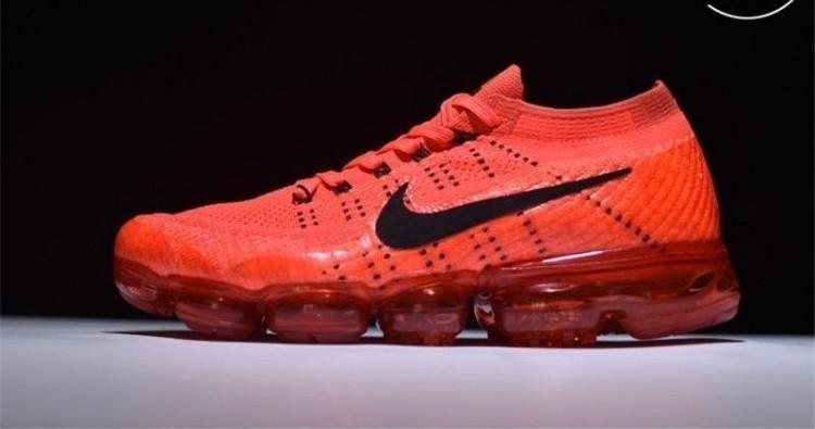 Кроссовки Nike Air Vapor Max 2018 красные