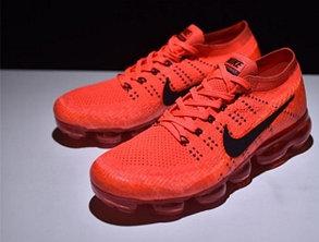 Кроссовки Nike Air Vapor Max 2018 красные, фото 2