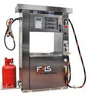 Газораздаточная колонка FAS-220 WM с постом заправки бытовых газовых баллонов