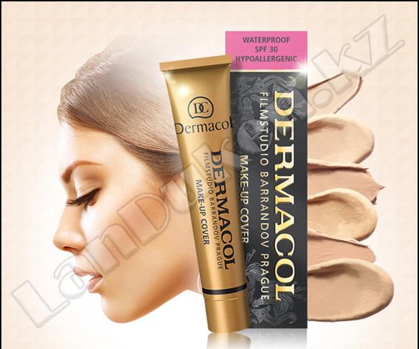 Тональный крем Dermacol Make-Up Cover - фото 1