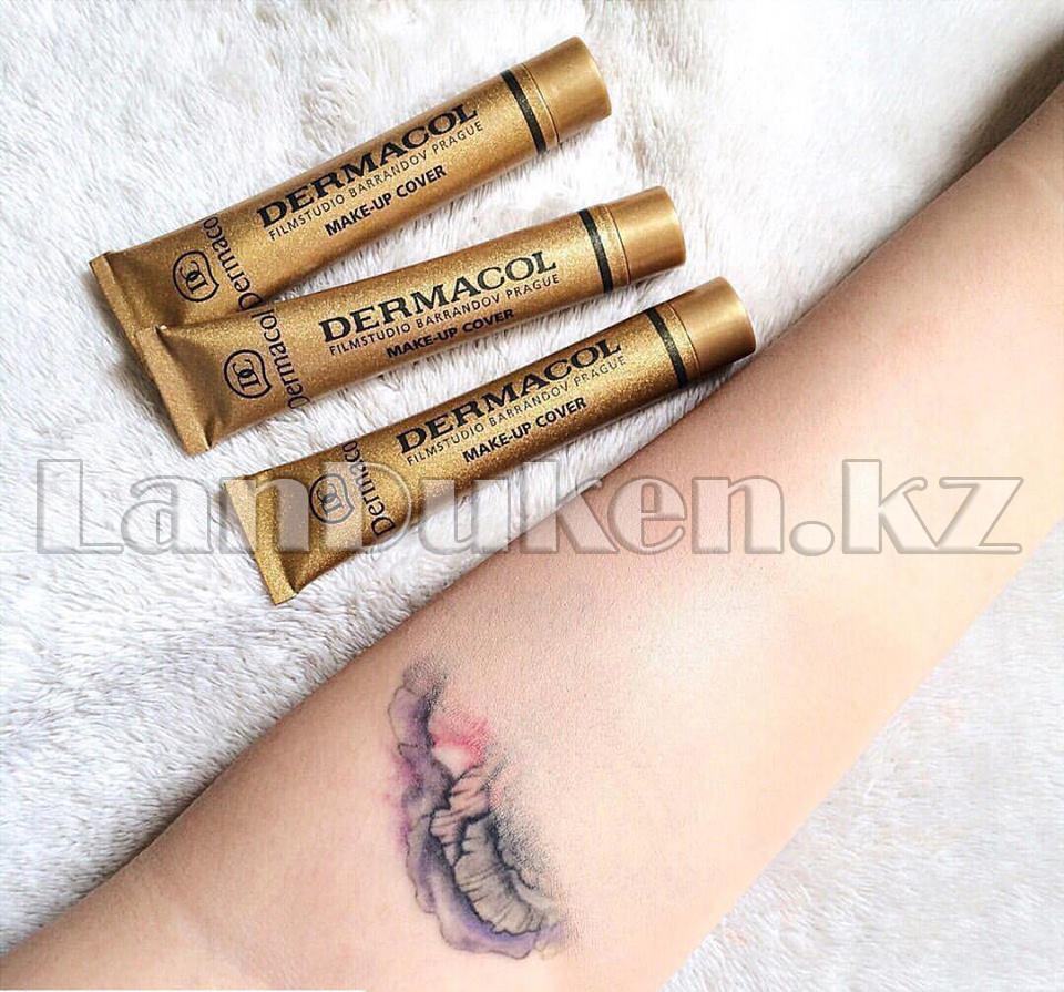 Тональный крем Dermacol Make-Up Cover - фото 2