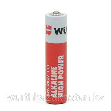 Батарейка алкалиновая AAA-MICRO-LR03-1,5V