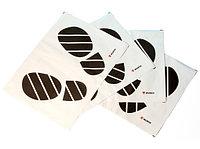 Коврики для ног двухслойные (405х525) 500 шт.