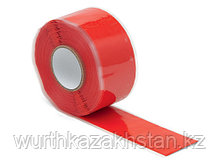 Лента уплотнительная красная 0,5MM-25,4MMX3