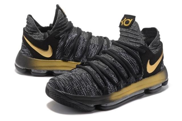 Баскетбольные кроссовки  Nike KD X (10) from Kevin Durant