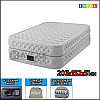Двухспальный надувной матрас Intex 64464, размер 152х203х51см