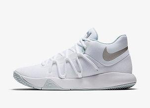 Баскетбольные кроссовки  Nike ZooM KD Trey 5 Series ( Kevin Durant) белые, фото 2