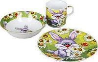 Набор посуды для детей 8753