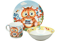 Набор посуды для детей 8763