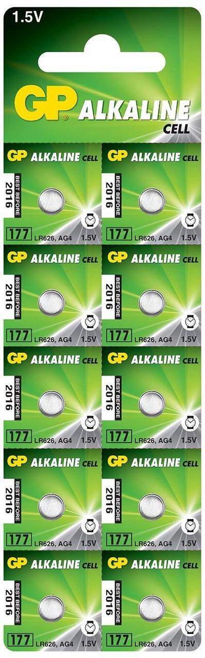 Батарейка GP AG4 177 LR626 377 1.5V