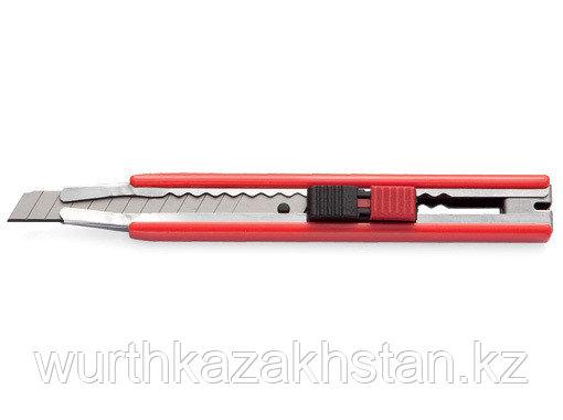 Нож  канцелярский L85 Х 9 mm