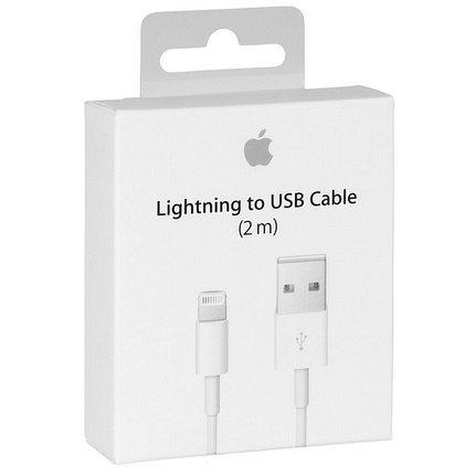 USB Кабель Apple Store Lightning Cable (2m), фото 2