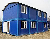 Модульные здания, мобильные дома, вахтовый поселок