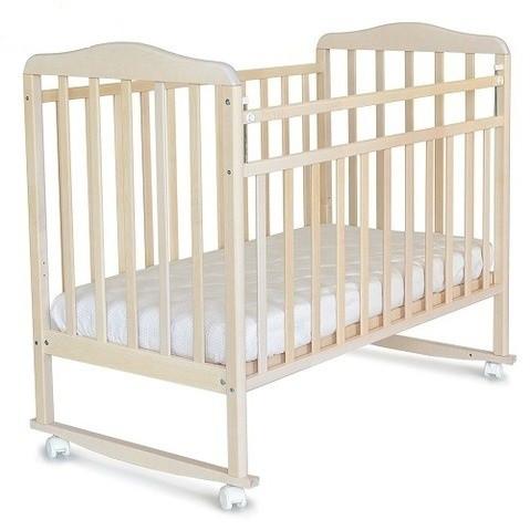 Детская кровать «Митенька New» (береза)