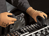Перчатки для механика SZ9 черные, фото 9