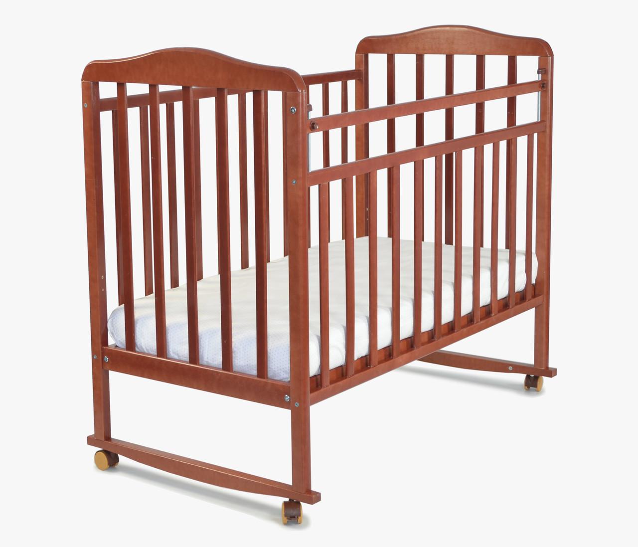 Детская кровать «Митенька New»  (орех)