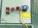 Лента для связки кабеля  белая 7,8X540, фото 3