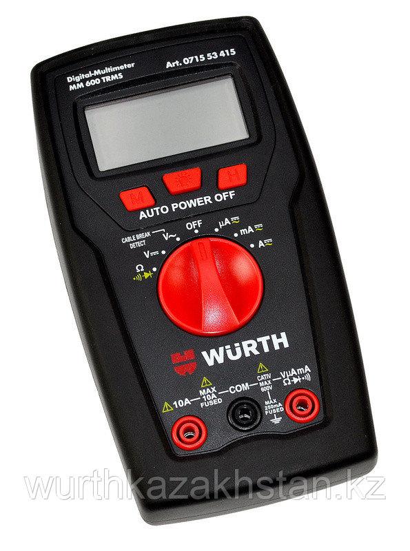 Мультиметр DGT-600-TRMS