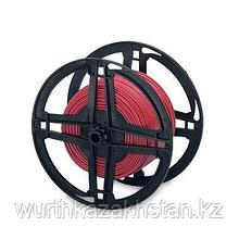 Провод ZEBRA D 1.0 черный 100м