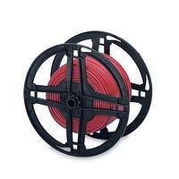Провод ZEBRA D 2,5, красный 50 м.