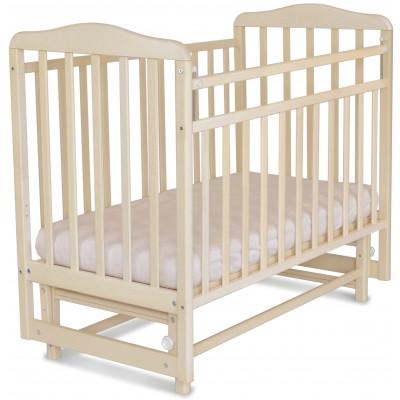 Обновленная детская кровать «Митенька» (снежная береза)