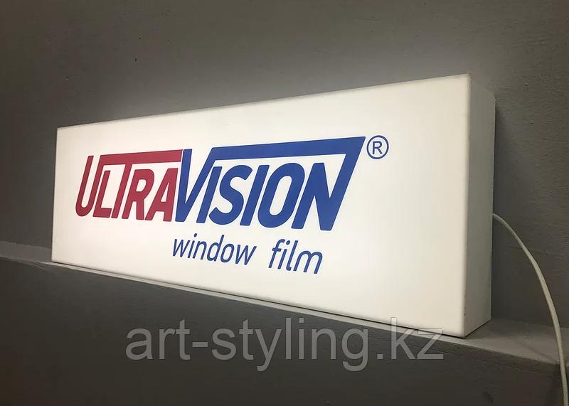 Световой короб UltraVision, 75см х 25см