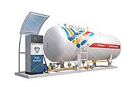 Автогазозаправочный модуль для заправки сжиженным газом (СУГ-2), типа «АЗС-М LPG-X-Х-X»