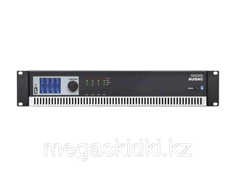 Усилитель мощности Audac SMQ500