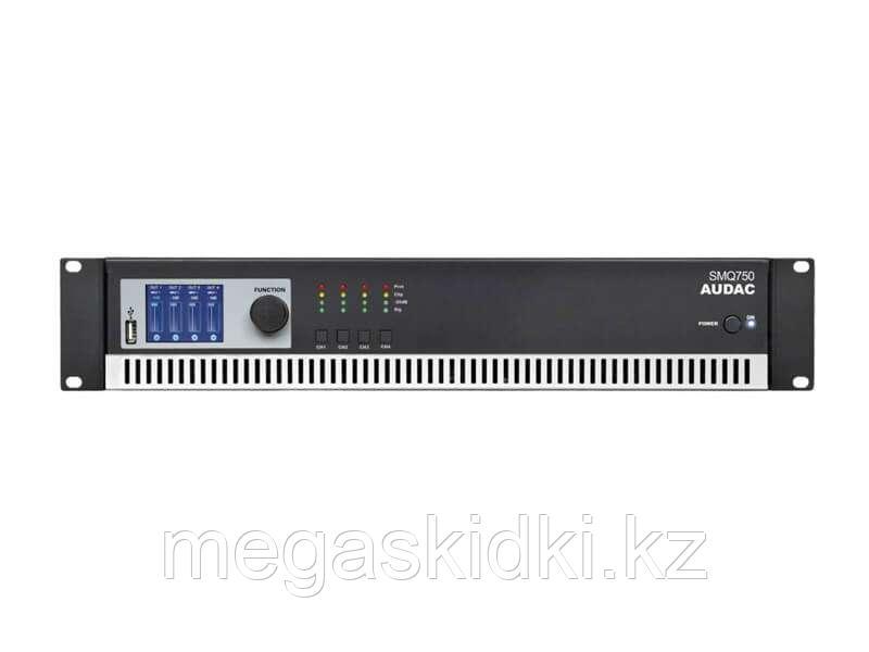 Усилитель мощности Audac SMQ750