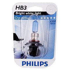 Галогенные лампы PHILIPS HB3 (Blister) CRISTAL VISION