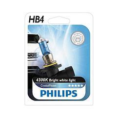 Галогенные лампы Philips HB-4Crystal Vision