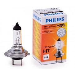 Лампы галогенные PHILIPS H7+30