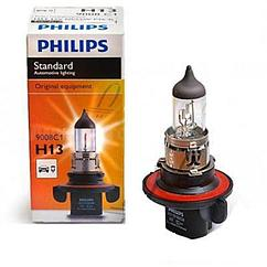 Лампы галогенные PHILIPS H13