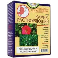 Чай(сбор)№19 Камнерастворяющий 40г(20ф/п х2г),лечение и профилактика мочекаменных и желчекаменных заболеваний