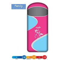 Спальный мешок NORFIN LADY 350 FAMILY (молния справа) R15220
