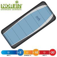 Спальный мешок NORFIN Мод. LIGHT COMFORT 200 FAMILY (молния слева)(190х80см)(0,9кг.)(+5/+20ºС) R 15210