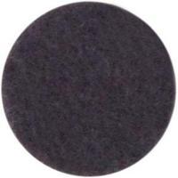 Фетр листовой, 1 мм, 180 гр, 20*30 см, упак./10 шт., 'Астра' (YF 699 т.серый)