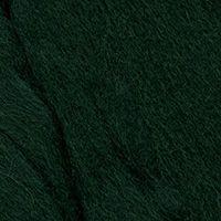 Шерсть для валяния полутонкая 100%, 100 гр. (0112 зеленый)